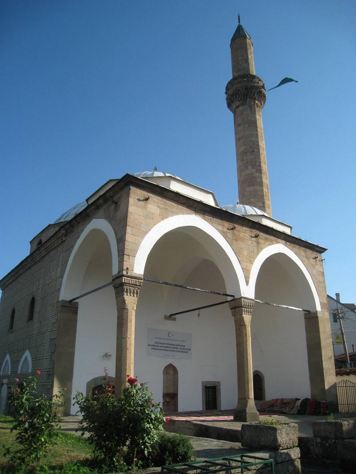 Altun alem džamija