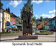 spomenik braći Nedić