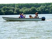 Vožnja čamcem