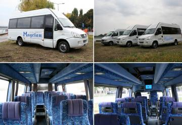 Transfers from Belrade airport to cities in Serbia
