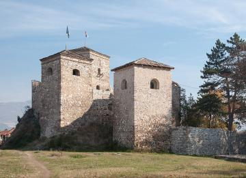 Pirot fortress