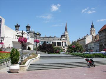Sightseeing by walk - Novi Sad, 3-4 hours
