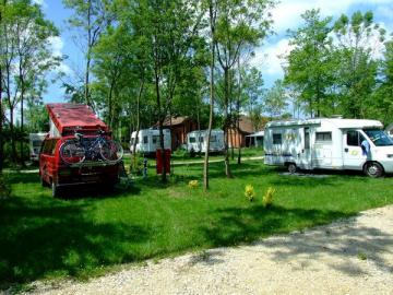 Camping sites Serbia